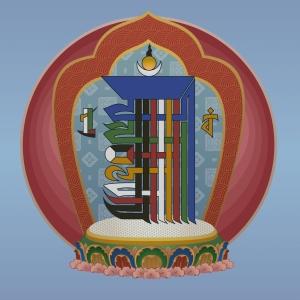 Kalacakra Mantra